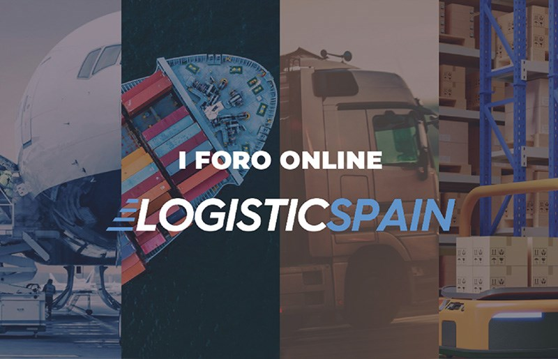 hi! Real Estate will provide some keys to the new logistics in the 1st Online Forum Logistics Spain