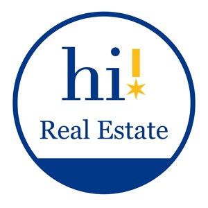 Logotipo hi! Real Estate